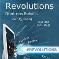 eTourism Revolutions – prof. Dimitrios Buhalis